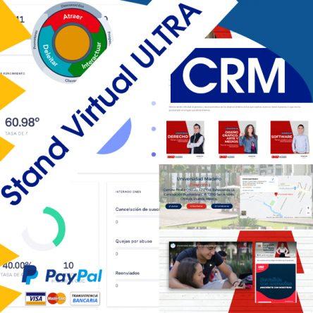 Stand Virtual Ultra Ed.Básica y Media Superior