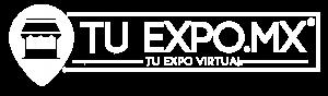 Tuexpo Logotipo blanco