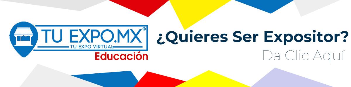 Banner de Publicidad Tuexpo Educación