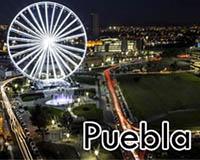 Estado de Puebla Color